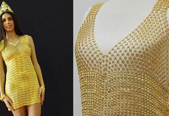 Altın elbiseye talep arttı