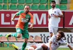 Albimo Alanyaspor-Gaziantep BB: 3-0