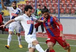 K.Karabükspor-SAİ K.Erciyesspor: 1-2