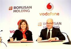 Vodafone, Borusan Telekom'u aldı