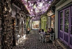 Dünyanın en renkli sokakları