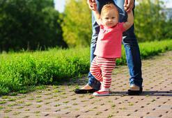 Bebeğiniz ne zaman yürümeli
