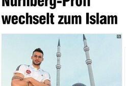 Alman futbolcu Danny Blum Müslüman oldu