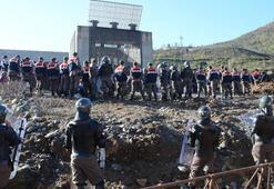 KKTC Su Temin Projesinde su tutulmaya başlandı