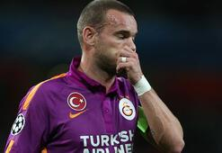 Sneijder için büyük itiraf