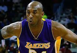 Kobe sezonu kapattı..