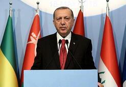 Son dakika: Cumhurbaşkanı Erdoğandan net mesaj: Bir kez daha reddediyoruz