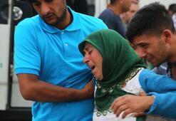 Kayınbiraderi tarafından öldürülen kadın toprağa verildi