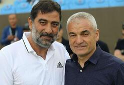 Rıza Çalımbaydan Trabzonspora veda sözleri