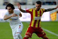 Yeni Malatyaspor-Kayserispor: 3-2
