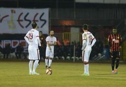 Galatasaray wirkt im Pokalspiel abgedrochen