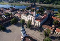 Litvanyanın tarihi kenti Kaunas