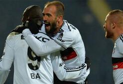Deplasman lideri Beşiktaş