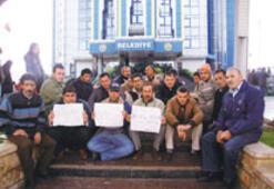 Buca'da işçi krizi çıktı