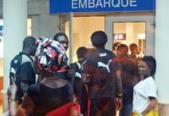 Togolular geri döndü