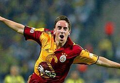 Riberynin unutamadığı Fenerbahçe maçı