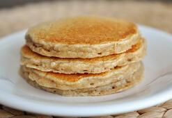 Yulaflı pancake