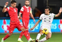 Akhisar Belediyespor - Balıkesirspor: 2-2