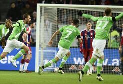 Wolfsburg - Bayern Münih: 4-1