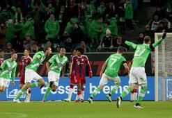 Wolfsburg, Bayern Münihi dağıttı