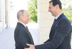 Esad ve Putin Soçi'de buluştu