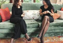 Arzuhan Yalçındağ: Ajandamda hem Olli Rehn hem oğlumun sınavı vardı