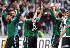 Torku Konyaspor, 5 haftalık hasrete son verdi
