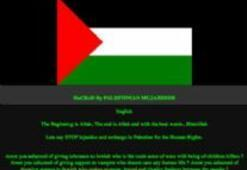 Mücahitler site hackledi