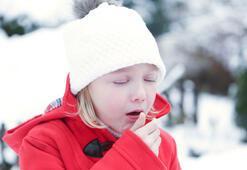Çocuklarda öksürük ve ağız kokusuna dikkat