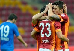Galatasaray - Balçova Yaşamspor: 3-1
