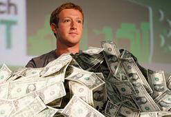 Mark Zuckerberg doğduğundan beri günde 6 milyon dolar kazandı