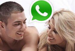 Whatsapp cinsel yaşamınızı ele veriyor