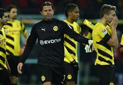 Dortmundda çöküş devam ediyor