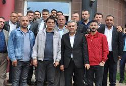 Gaziantepsporda yeni yönetim mazbatasını aldı