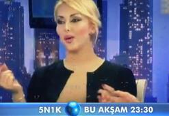 Cüneyt Özdemir 5N1Kda Kedicikleri konuk etti