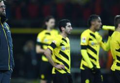 855 milyonluk Dortmund hüsranı