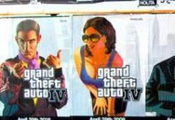 Hırsızın GTA tutkusu