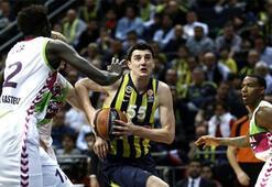 Fenerbahçe Ülker - Laboral Kutxa Vitoria: 91-90