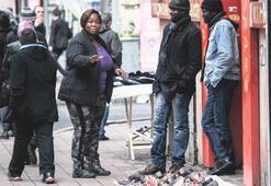İstanbul'un mülteci  semti; Aksaray