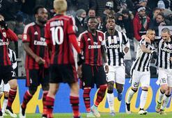 Juventus - Milan: 3-1