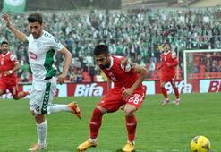 Balıkesirspor-Torku Konyaspor: 0-1