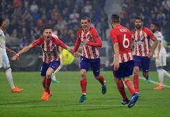 Olympique Marsilya - Atletico Madrid: 0-3