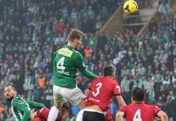 Bursaspor-Gençlerbirliği: 3-1