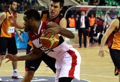NSK Eskişehir Basket - G.Saray LH: 66-61