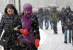 Kar geldi 10 Şubatta bugün okullar tatil mi