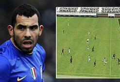 Juventus TVden skandal uygulama