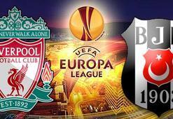 Liverpool Beşiktaş maçı ne zaman saat kaçta hangi kanalda