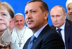 Son dakika: Cumhurbaşkanı Erdoğandan Kudüs hamlesi