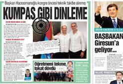 Suikast iddiası Hacıosmanoğlu...