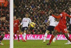 Liverpool - Tottenham Hotspur: 3-2